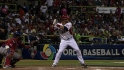 Aviles&#039; two-run homer