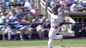 Davis&#039; RBI single