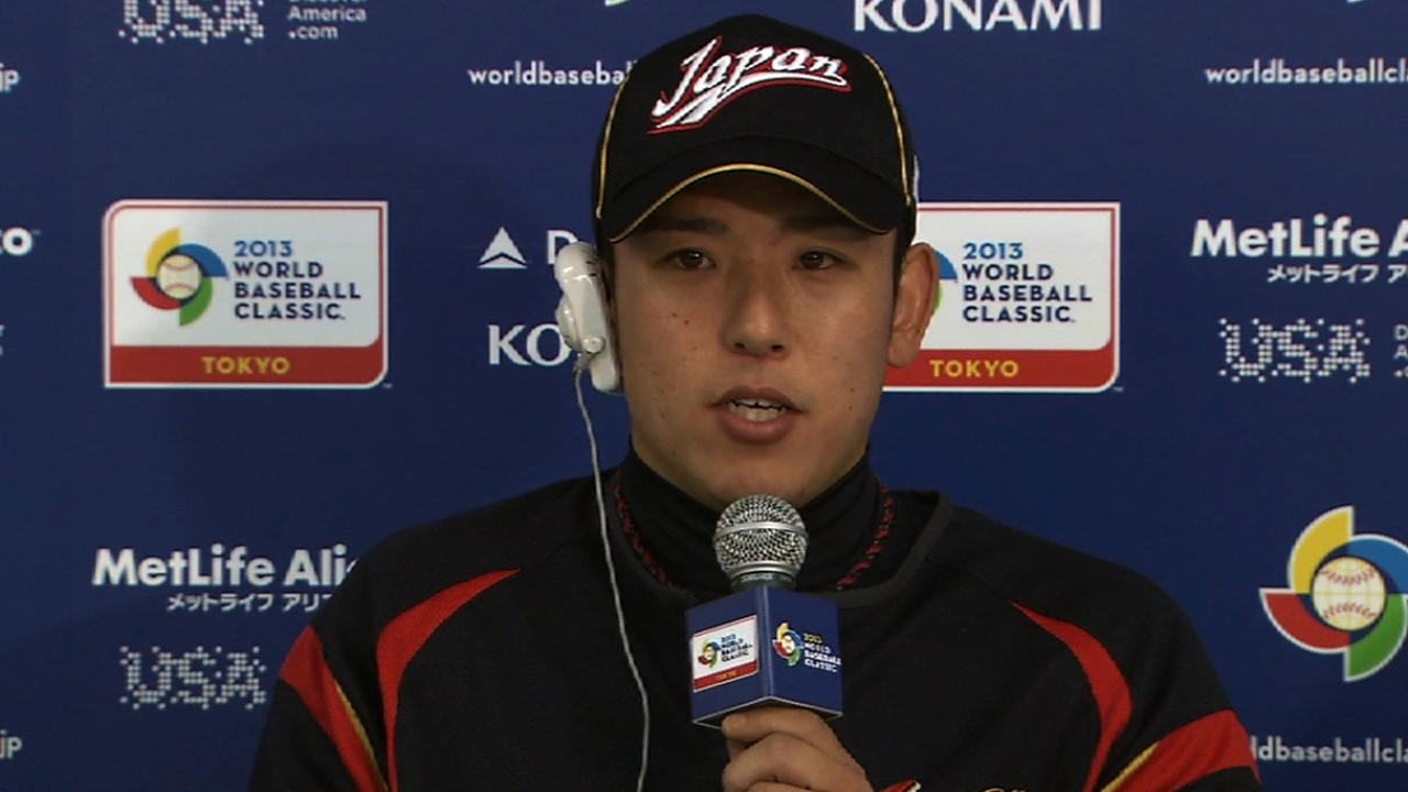 Team Japan feeling good about its offense