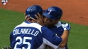 Colabello kisses one goodbye