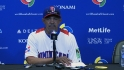 Pena, Cano on win over Italy