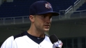 Wright on win vs. Puerto Rico