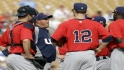 Maddux on coaching for Team USA