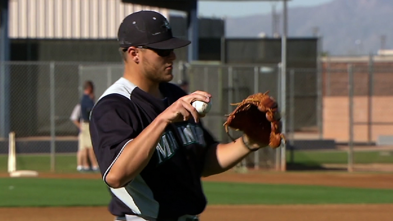 Pryor returns to mound ahead of schedule