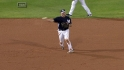 Youkilis' diving play