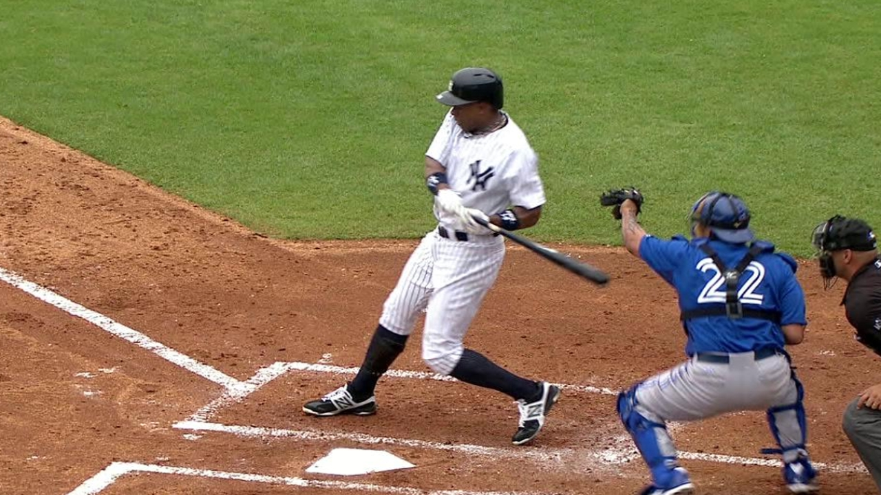 Granderson set for BP after swinging in cage