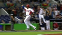 Gonzalez&#039;s go-ahead infield hit