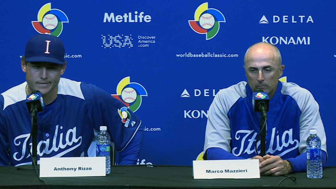 Rizzo regrets Classic loss, upbeat about experience
