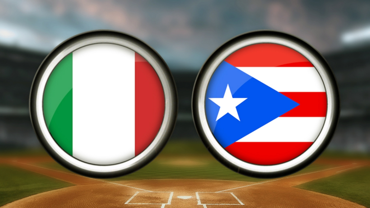 Puerto Rico's late rally gives Italy the boot