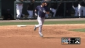 Scott's two-run homer