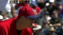 Papelbon&#039;s perfect sixth inning