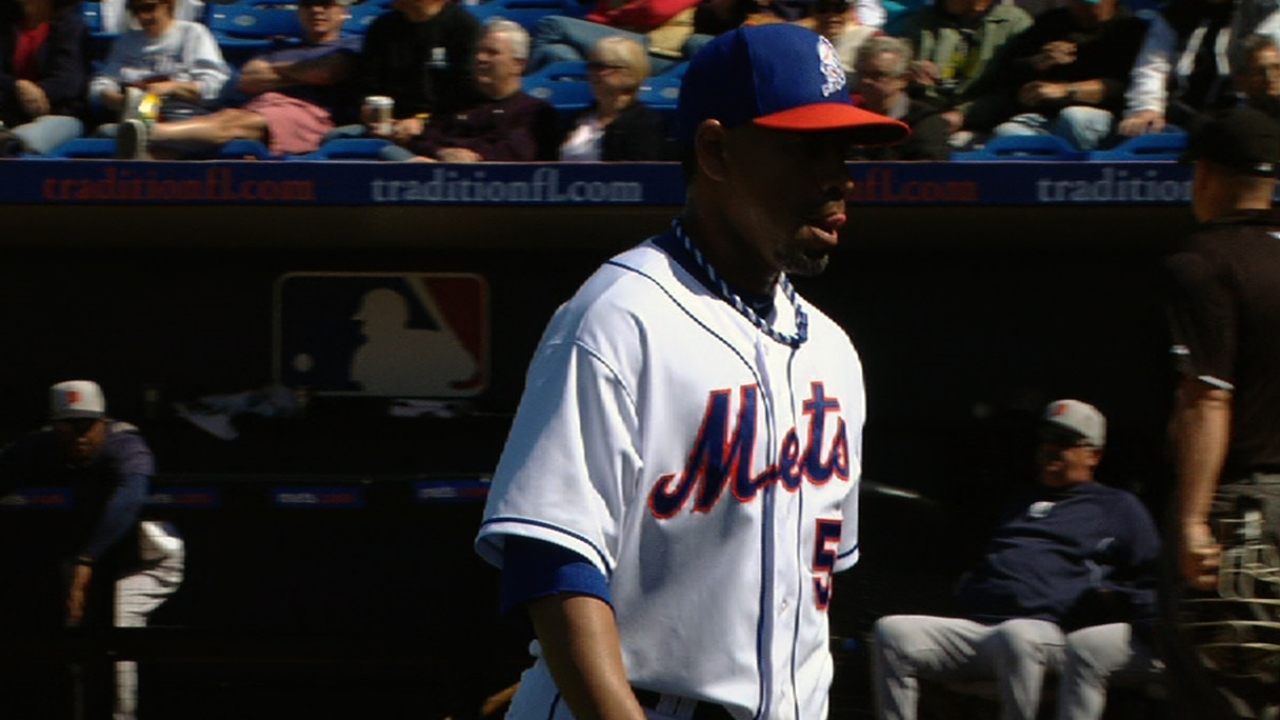 Mets to begin season with multiple lefties in 'pen