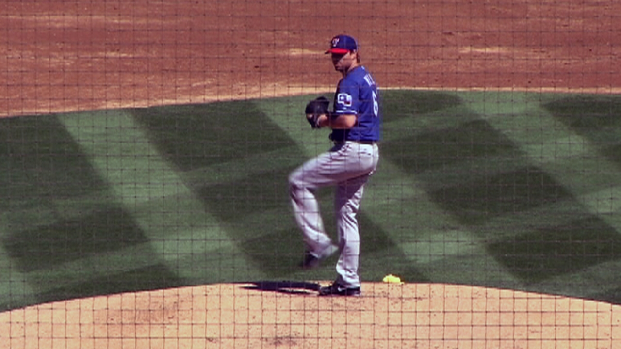 Wells works way out of jams in Rangers' win