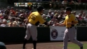 Mercer's sacrifice fly
