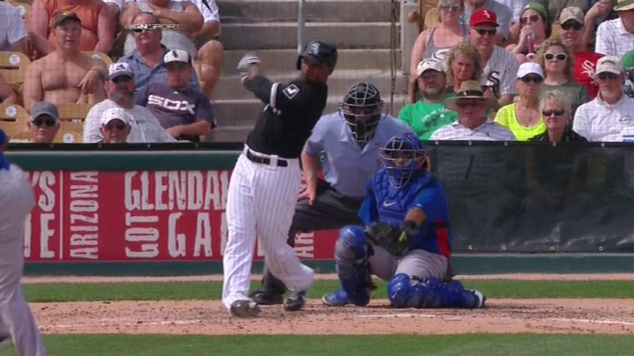 Wise gets start as De Aza takes day off on turf