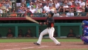 Torres' two-run shot