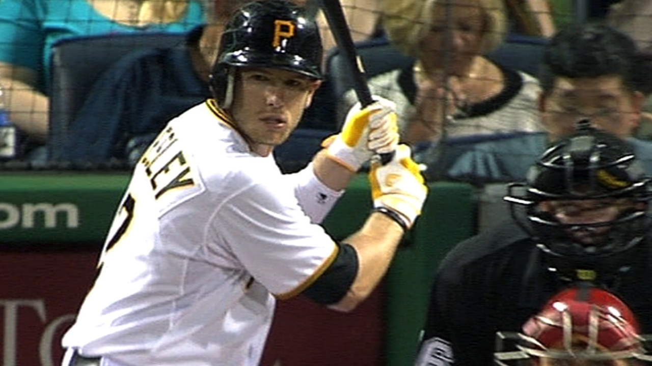 Needing lefty, Pirates recall Presley