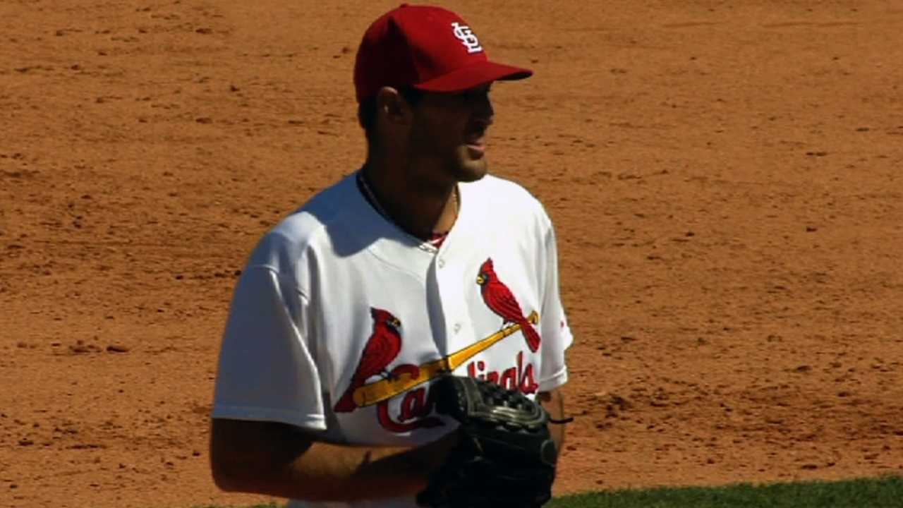 Top prospect Wacha continues to roll at Triple-A