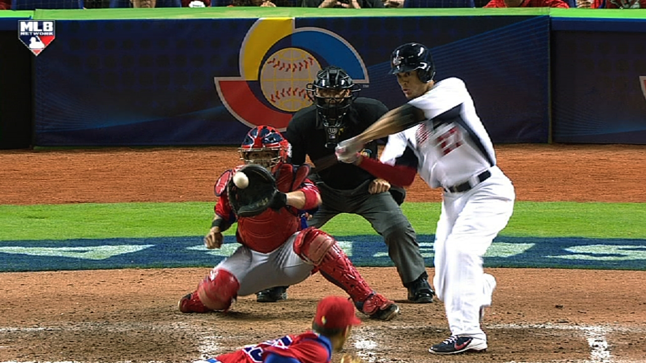 Team USA rallies twice but falls short vs. PR