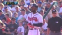 Heyward&#039;s RBI single