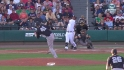 Francisco&#039;s two-run shot