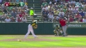 Cowart's RBI double