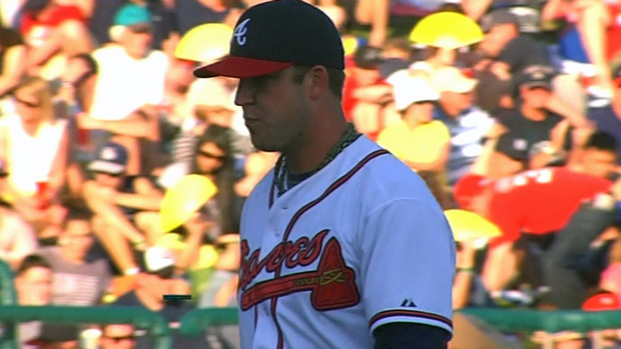 Maholm extends scoreless streak to 14 2/3 innings