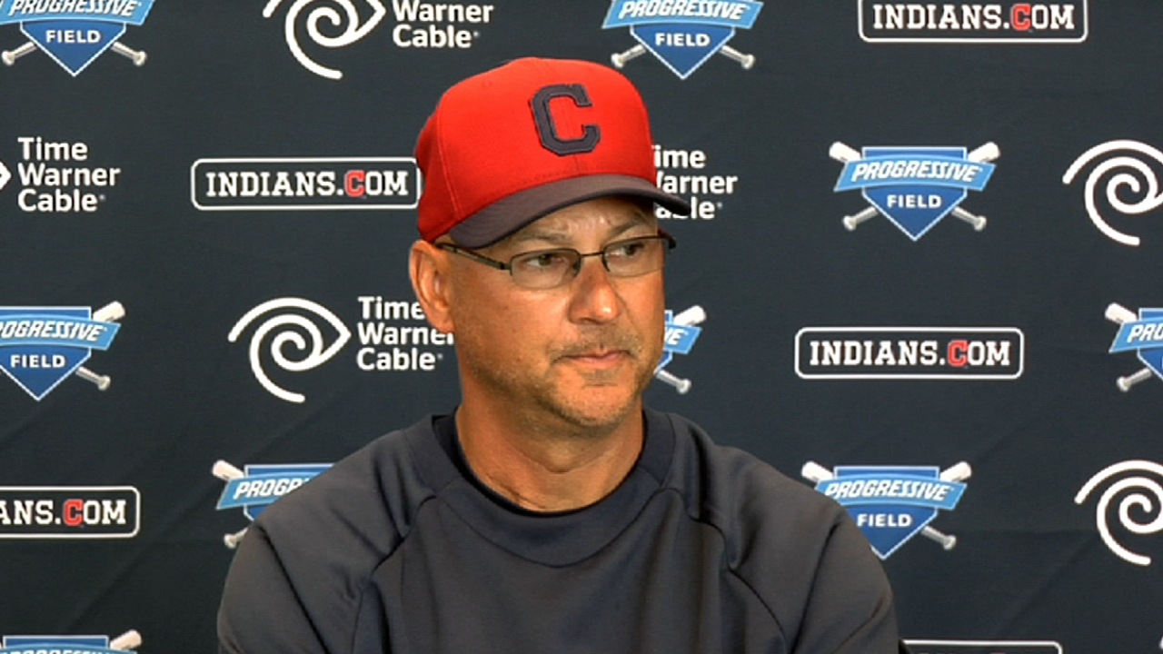 Roster moves begin as Tribe releases Dice-K