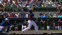 Carter's two-run home run