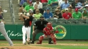 Kotchman's RBI single