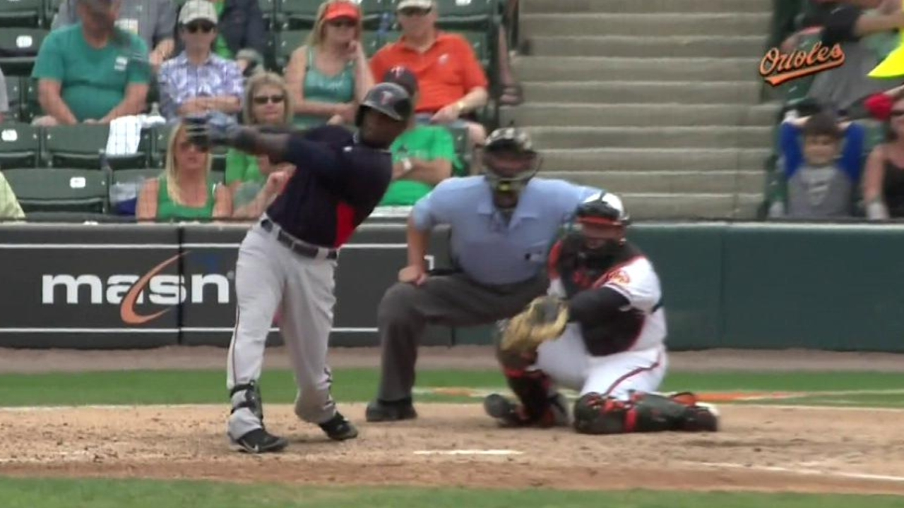 Worley tosses four innings in loss to Orioles