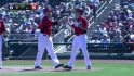 Frazier's two-run shot