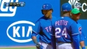 Borbon's RBI triple