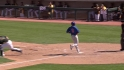 Baez&#039;s RBI double