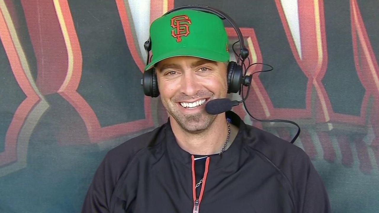 Giants counting on Affeldt returning April 30