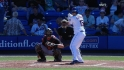 d'Arnaud's leadoff double
