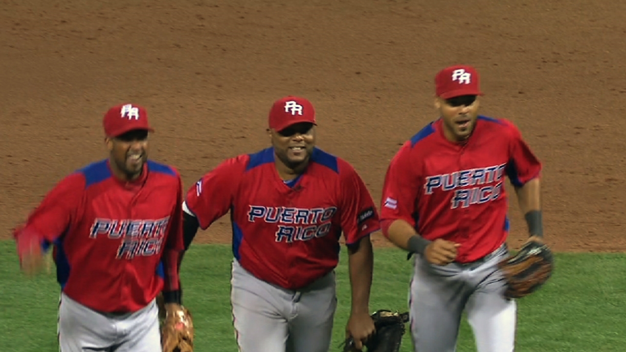 All hands on deck for Puerto Rico in championship