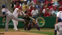 Adams&#039; RBI double