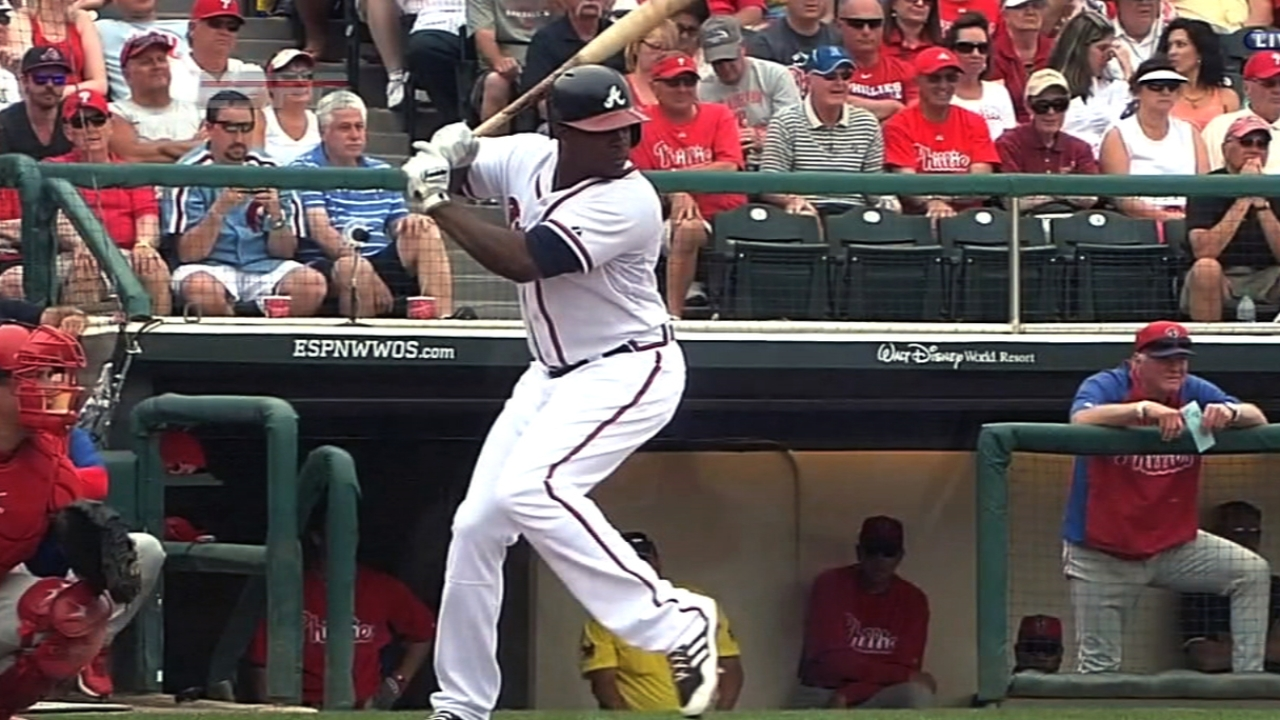 J. Upton on fire since working with hitting coach