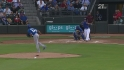 Beltre laces an RBI single