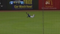 Beltre dives to make catch