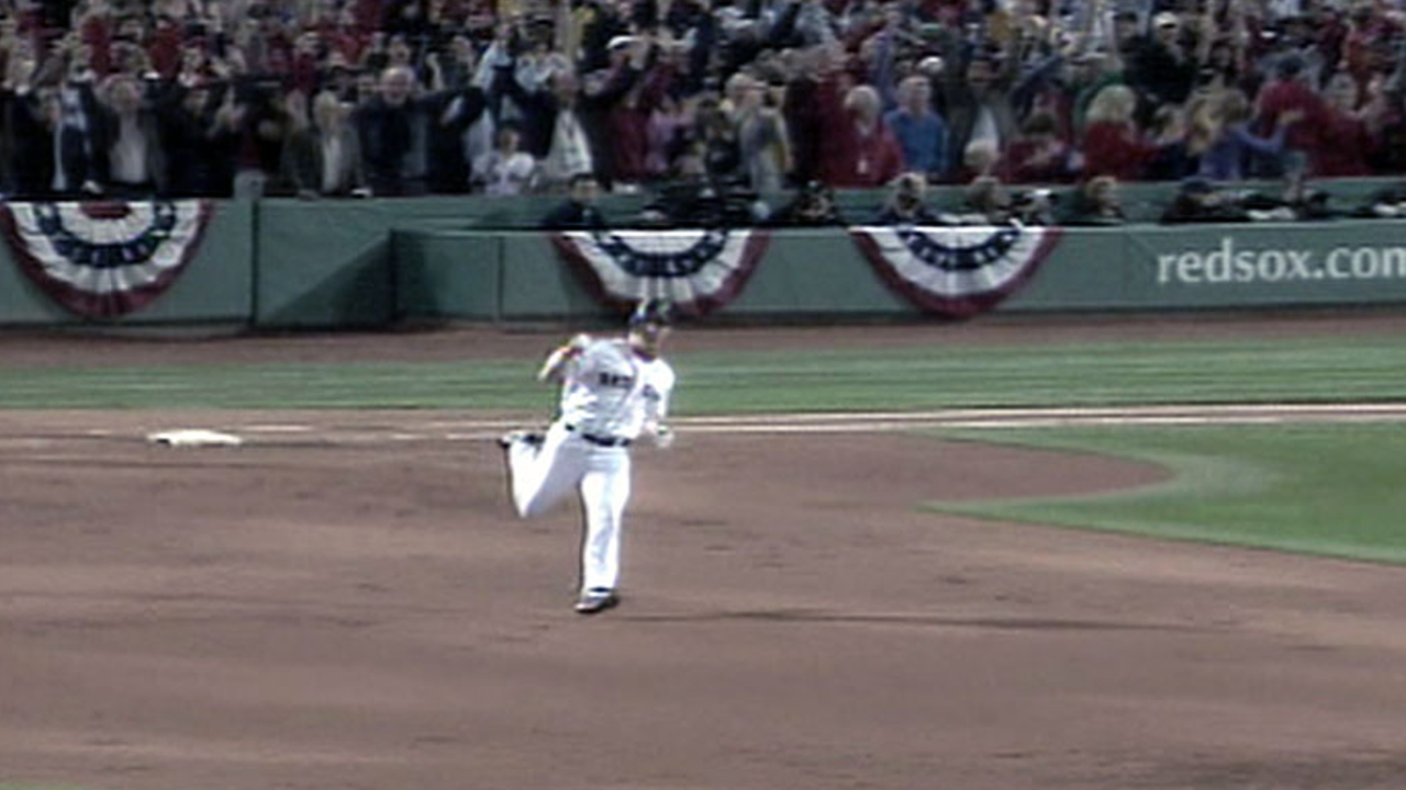 Drew's first-inning grand slam