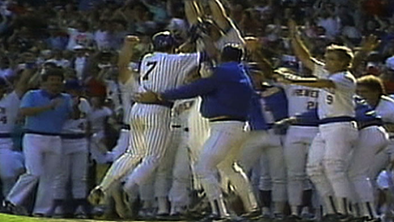 Brewers' hot start brings memories of 1987