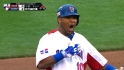 Encarnacion opens up early lead