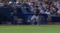 Blanco smacks an RBI single