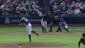 Belt's opposite-field RBI double