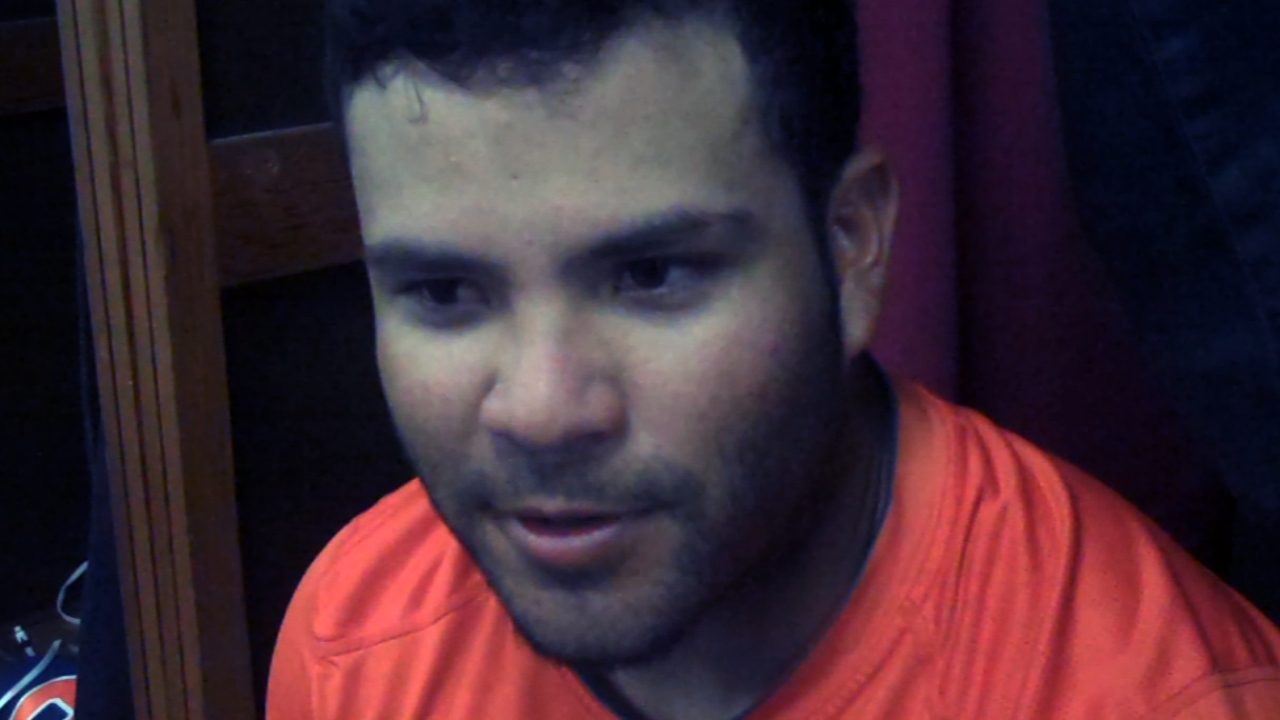 Altuve lands role as Astros' leading man