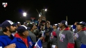 Dominican Republic lift trophy