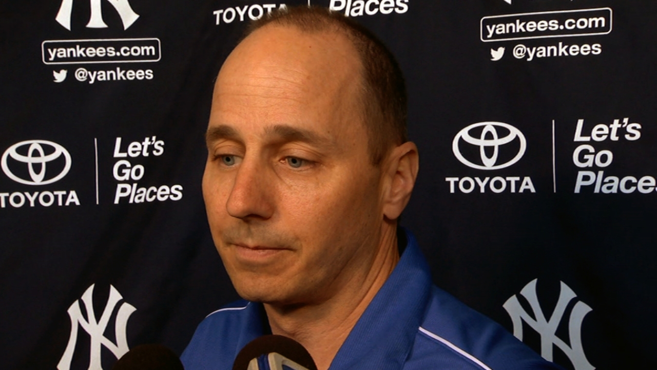 Cashman unsure Jeter will be ready Opening Day