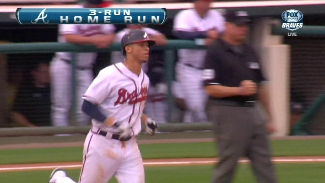 In return from Classic, Simmons homers twice
